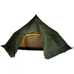 Bergans Wiglo 6-10 Person Inner Tent Yellow/Black