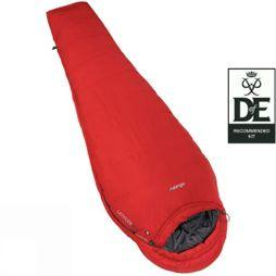 Vango Latitude 200 Sleeping Bag Red
