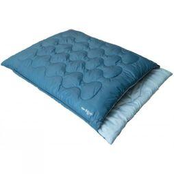 Vango Roar Double Sleeping Bag Moroccan Blue