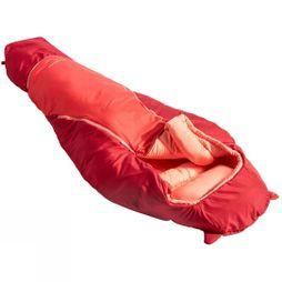 Vaude Alpli Adjust 400 SYN Sleeping bag Dark Indian Red