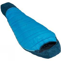 Vaude Alpli Adjust 500 SYN Sleeping bag Baltic Sea