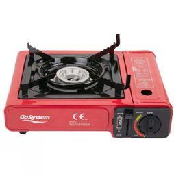 GoSystem Dynasty Compact II Stove Red