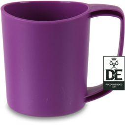 Lifeventure Ellipse Mug Purple