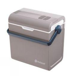 Outwell ECOcool Lite 24L 12V/230V Coolbox Light Grey