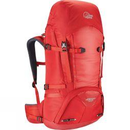 Lowe Alpine Mountain Ascent 40-50L Rucksack Haute Red