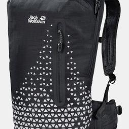 Jack Wolfskin Nighthawk 22 Day Pack Reflective Grid