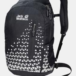 Jack Wolfskin Nighthawk 12 Day Pack Reflective Grid