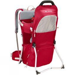 Vaude Shuttle Base Child Carrier Dark Indian Red