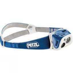 Petzl Reactik Headtorch Blue
