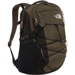 The North Face Borealis Rucksack New Taupe Green/TNF Black