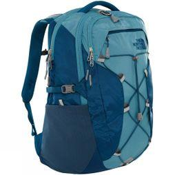 The North Face Womens Borealis Rucksack Sailor Blue/Storm Blue