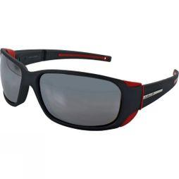 Julbo MonteBianco Spectron 4 Sunglasses Matt Black/Red
