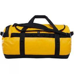 The North Face Base Camp Duffle Bag Large Summit Gold/TNF Black