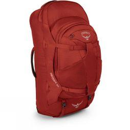 Osprey Farpoint 55 Travel Pack Jasper Red