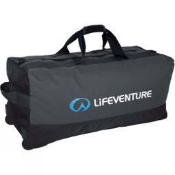 Lifeventure Expedition Duffel Wheeled 120L Black / Charcoal