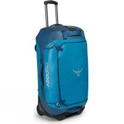 Osprey Rolling Transporter 90 Travel Bag Kingfisher Blue