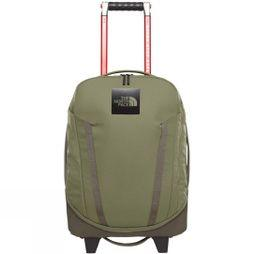 The North Face Longhaul 19 Suitcase New Taupe Green/Four Leaf Clover