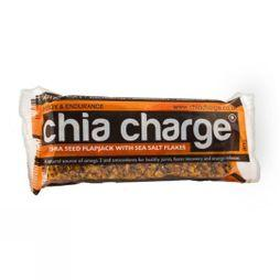 Chia Charge Single Flapjack Original No Colour