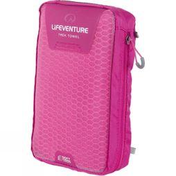 Lifeventure Soft Fibre Advance Travel Towel (Giant) Pink