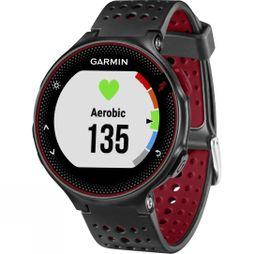 Garmin Forerunner 235 GPS Sport Watch Black/ Marsala Red