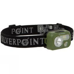 Silverpoint Scout XL 230L Headtorch Green/Green