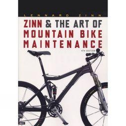Velo Press Zinn and the Art of Mountain Bike Maintenance No Colour