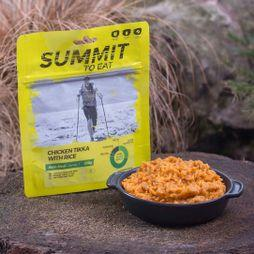 Summit to Eat Chicken Tikka with Rice No Colour