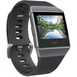 Fitbit Ionic Watch Charcoal/Smoke Grey