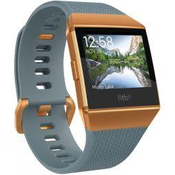 Fitbit Ionic Watch Slate Blue/Burnt Orange