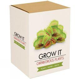 Grow It Carnivorous Plants No Colour