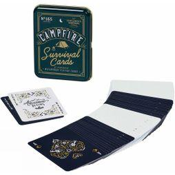Gentlemen's Hardware Campfire Survival Cards  No Colour