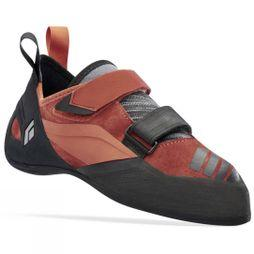 Black Diamond Mens Focus Climbing Shoe Rust