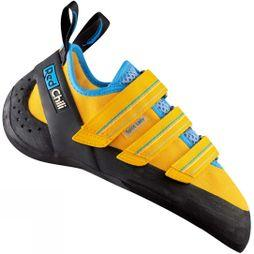 Red Chili Womens Spirit Lady VCR Climbing Shoe Yellow/Blue