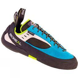 Boreal Womens Joker Lace Climbing Shoe Blue