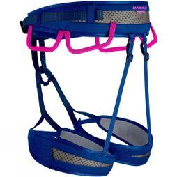 Mammut Womens Ophir Harness Surf/Pink