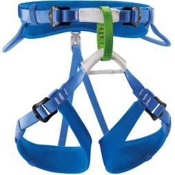 Petzl Kids Macchu Harness Blue