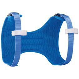 Petzl Kids Body Padded Shoulder Straps Blue