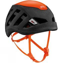 Petzl Sirocco Helmet Black/Orange