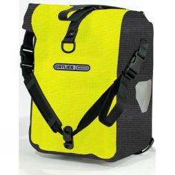 Ortlieb Front Roller High Visibility Pannier (Pair) Neon Yellow/Black
