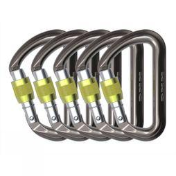 DMM Aero Screwgate 5 Pack .
