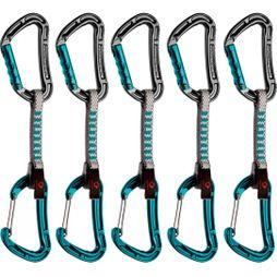 Mammut 5er Pack Bionic Express Sets Straight Gate/Wire Gate