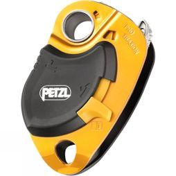 Petzl Pro Traxion Pulley Gold