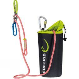 Edelrid 25m Via Ferrata Belay Kit II Assorted Colours