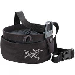 Arc'teryx Aperture Chalk Bag (Large) Black