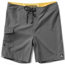Reef Reef Reef Lucas 3 Shortie Grey