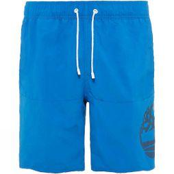 Mens Sunapee Lake Logo Swim Shorts