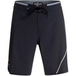 Quiksilver Mens Highline New Wave 20 Shorts Black