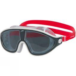 Speedo Rift Goggle Lava Red/Oxide Grey/Smoke