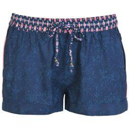 Protest Womens Mirole Shorts  Gas Blue