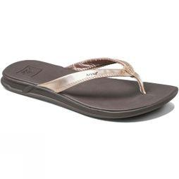 Reef Women's Rover Catch Flip Flop Champagne